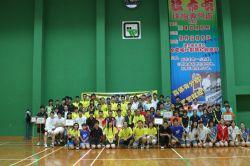 第十八屆大埔盃羽毛球隊際邀請賽 (2008-10-05)