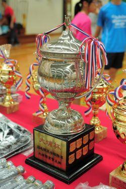 第二十屆大埔盃羽毛球隊際邀請賽 (2010-10-16)